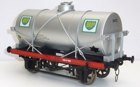 Read More - Accucraft tankers and mineral wagons