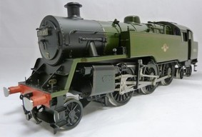 Buy Online - BR 4MT Lined green, 80135  Radio Controlled