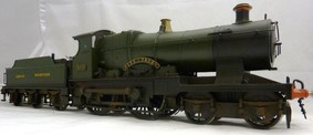 Buy Online - GWR City of Truro 1922 livery no lining