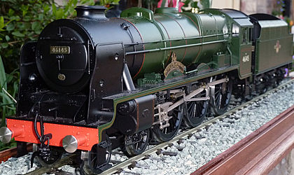 Buy Online - LMS Rebuilt Royal Scot SOLD OUT