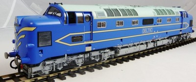 1/32nd DP1 Deltic prototype