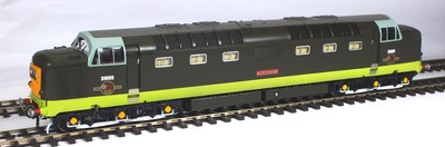1/32nd Production Deltic green