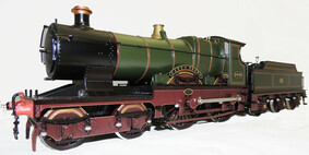 Buy Online - GWR 3700 City Class 4-4-0 City of Truro  LAST ONE