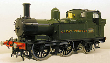 Buy Online - GWR 48xx/14xx Early Model fully finished only last 1