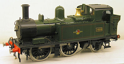 GWR 48xx/14xx Late Model  fully finished last 1