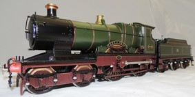 Buy Online - GWR City of Truro 3440 GWR 1912 livery last one in workshop 3 monhs delivery