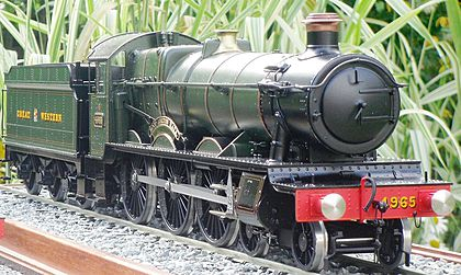 Buy Online - GWR early Hall one only fully finished in workshop then that's it!