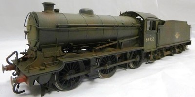 J39 BR Professionally weathered by TMC