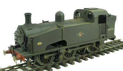 J50/3 professionally finished & weathered by TMC