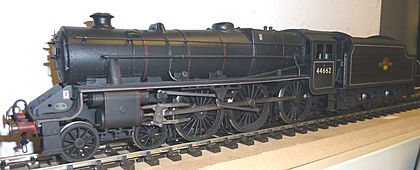 LMS Black 5 - Late 1 Long Firebox SOLD OUT