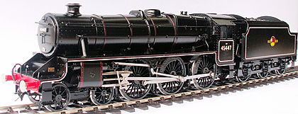 Buy Online - LMS Black 5 - Late 2 Long Firebox  sold out