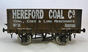 Buy Online - RCH 7 plank  Hereford Coal Sold out